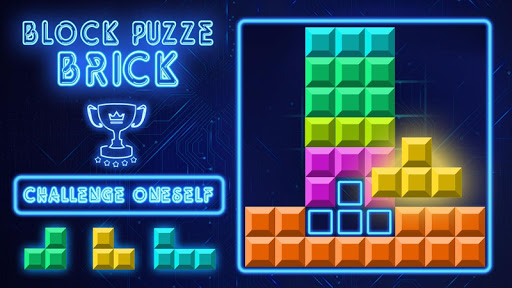 Brick Block Puzzle Classic 2020 screenshots 11