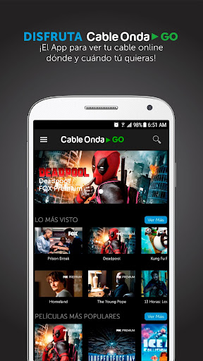 Cable Onda Go 2.0.1 screenshots 1
