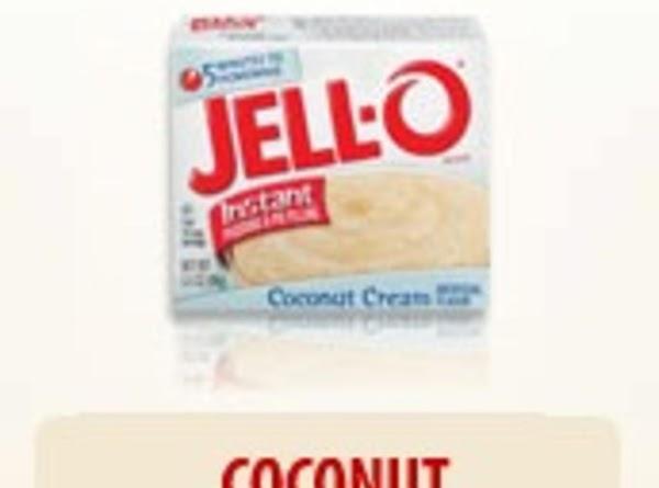 Add heavy whipping cream to mixer, whip on high. Add powder sugar, coconut cream...