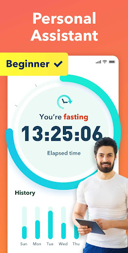 Fasting App - Fasting Tracker & Intermittent Fast 1.0.4 screenshots 1
