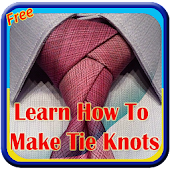 Learn How To Make Tie Knots