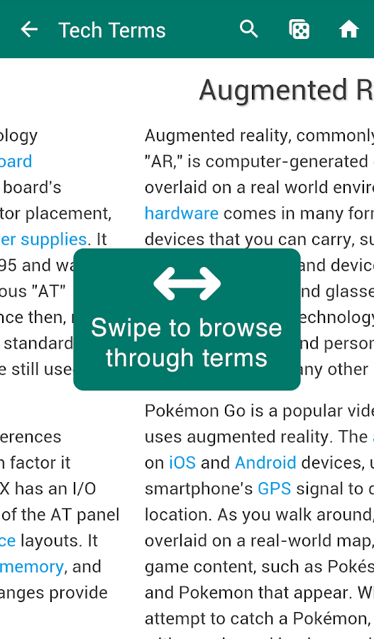 Tech Terms Computer Dictionary - Android Apps on Google Play