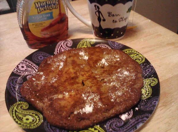 2 Carb Pancake Recipe