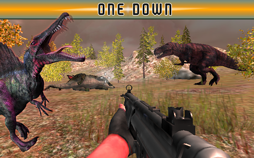 本物の恐竜ハンター