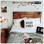 DIY Bedroom Goals Design Icon