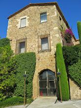 Photo: castell de Foixà_entrada