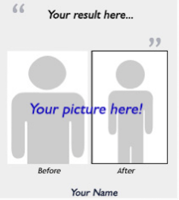 YOU - Before & After