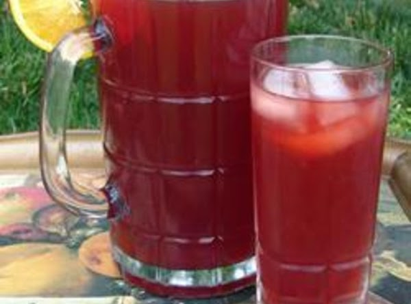 Cranberry Iced Tea Cape Cod Style Recipe