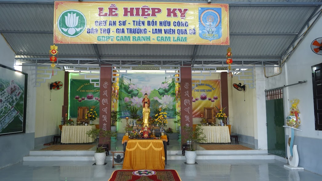 Lễ Hiệp Kỵ năm 2017 (Đinh Dậu – PL.2561)