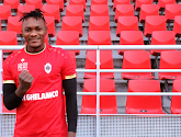 Ava Dongo is de eerste wintertransfer van Antwerp