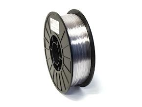 Translucent Clear PRO Series PETG Filament - 1.75mm (1lb)