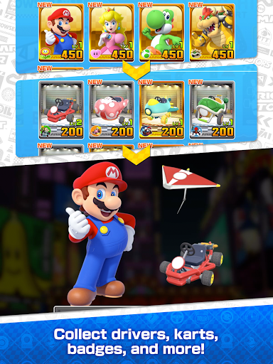 Mario Kart Tour modavailable screenshots 15