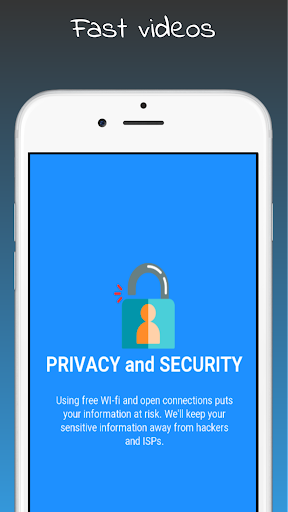 Screenshot for Private Fast VPN Hub Unlimited VIP in United States Play Store