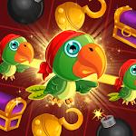 Pirate Treasure - Match 3 Game