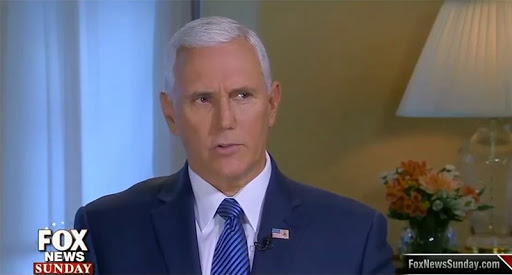 V.P. Pence calls for apology from Associated Press