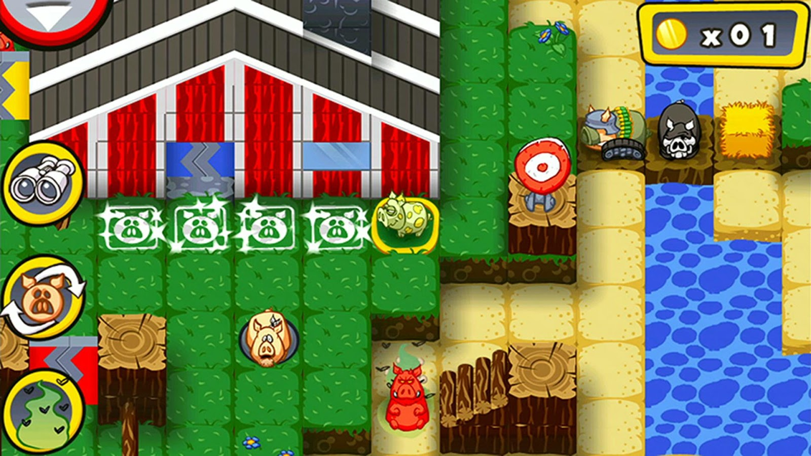 Aporkalypse - Pigs of Doom- screenshot