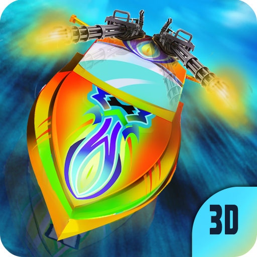 Extreme SpeedBoat War Racing Android APK Download Free By Fun Games Studio 3d