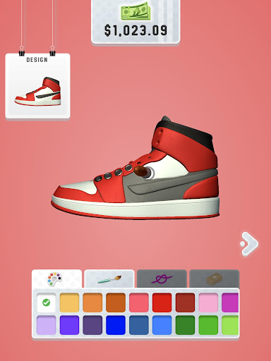 Sneaker Art! screenshots 6