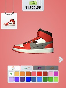 Sneaker Art MOD APK Latest Version [Unlimited Sneaker + No Ads] 6