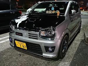 アルトワークス HA36S MT 4WDののカスタム事例画像 倉科なりた@沼津に帰りたいさんの2018年11月18日23:29の投稿