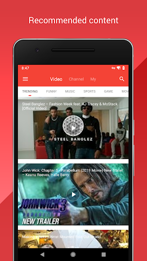 Tube Player : Video Tube, Music Tube 1.0.8 androidtablet.us 1
