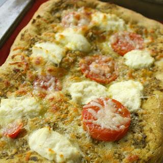 Pesto Ricotta Pizza