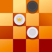 Checkers game and checkers puzzles