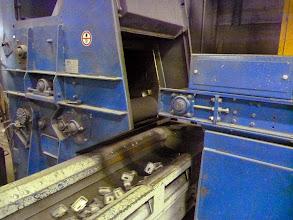 Photo: Grenailleuse en vrac 200 litres ab decometal