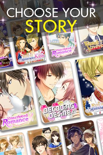Honey Magazine -  Free otome dating game 1.2.9 androidappsheaven.com 2
