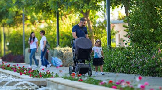 El Parque de las Familias es uno de los puntos de los que se hace cargo la concesión