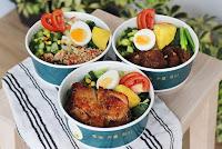 水煮淡健康餐盒-大里店