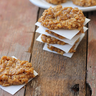 Quick and Easy Pumpkin Spice No-Bake Cookies