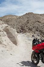 Photo: Road worsens