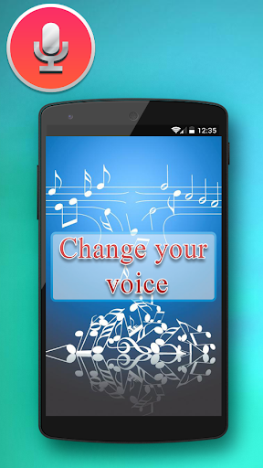 Change Your Voice