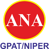 ANA GPAT/NIPER Pharmacy Education
