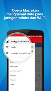 Opera Max - Pengelola data- gambar mini tangkapan layar   Opera Max Bisa Hemat Paket Data Android Anda Hingga 99% Opera Max Bisa Hemat Paket Data Android Anda Hingga 99% j3gROx9YQPd7esrEbtIMvd 3ymgfWI4OWiFQ9KjaapzilvdSHGsJA2WzTz9ng130ZZo h310