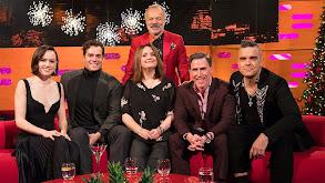 John Boyega, Daisy Ridley, Henry Cavill, Ruth Jones, Rob Brydon, Robbie Williams thumbnail