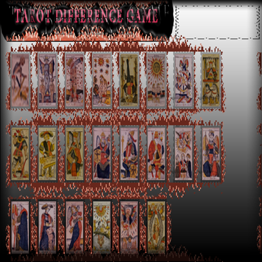 Tarot Difference Game