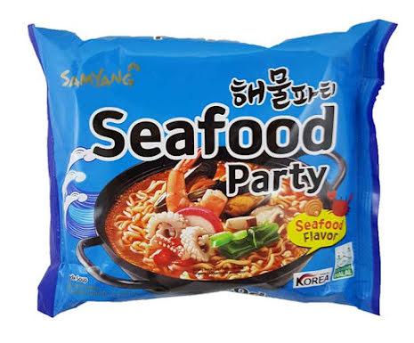 Seafood Party 125g Samyang