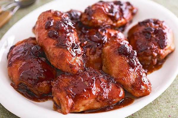 Cranberry Sauce For Crockpot Chicken Wings Recipe