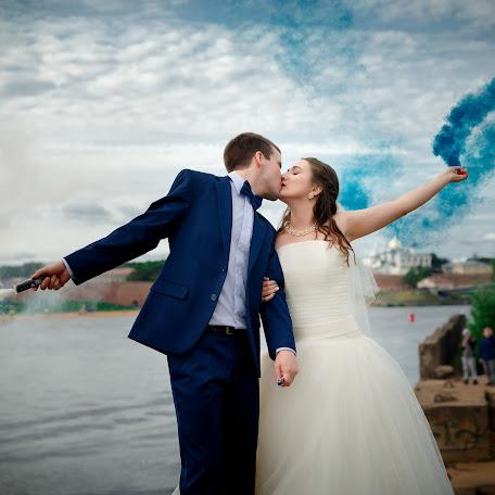 Wedding photographer Vadim Gudkov (Gudkov). Photo of 05.10.2017