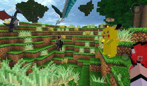 玩免費冒險APP|下載Pixel Pokemons World:Evolution app不用錢|硬是要APP