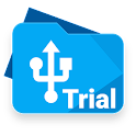 USB OTG File Manager Trial icon