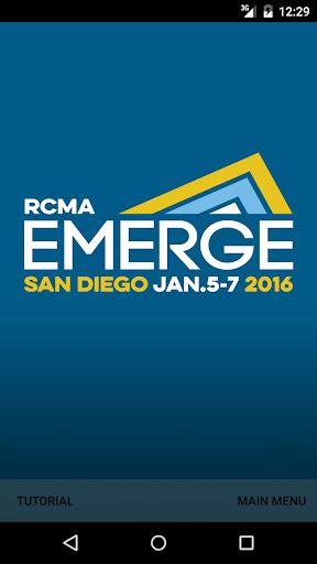 RCMA Events