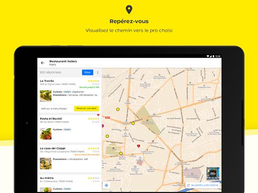 PagesJaunes u2013 recherche locale 9.23.5 Screenshots 9