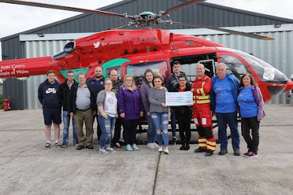 Money raised could save two lives