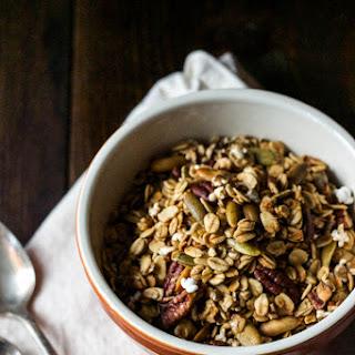 Whole Grain Granola Recipes
