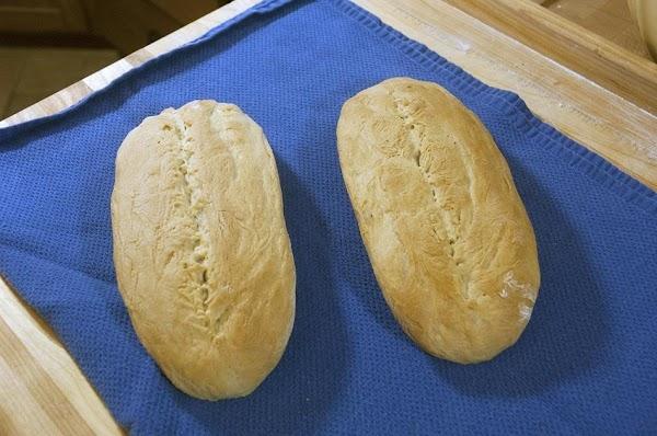 Cuban Bread (pan Cubano) Recipe