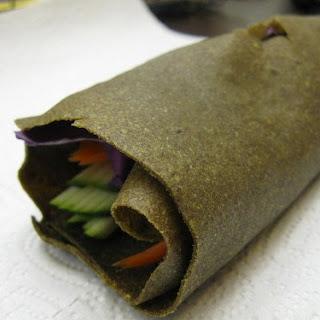 Zucchini Wraps.