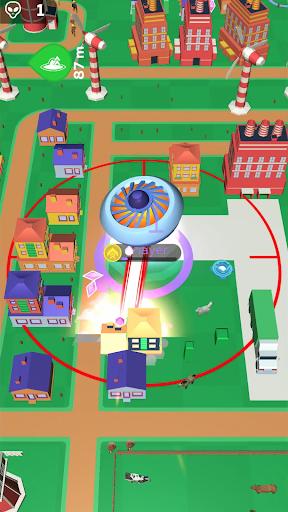 Crazy Spaceship.io: Alien Wars  screenshots 1